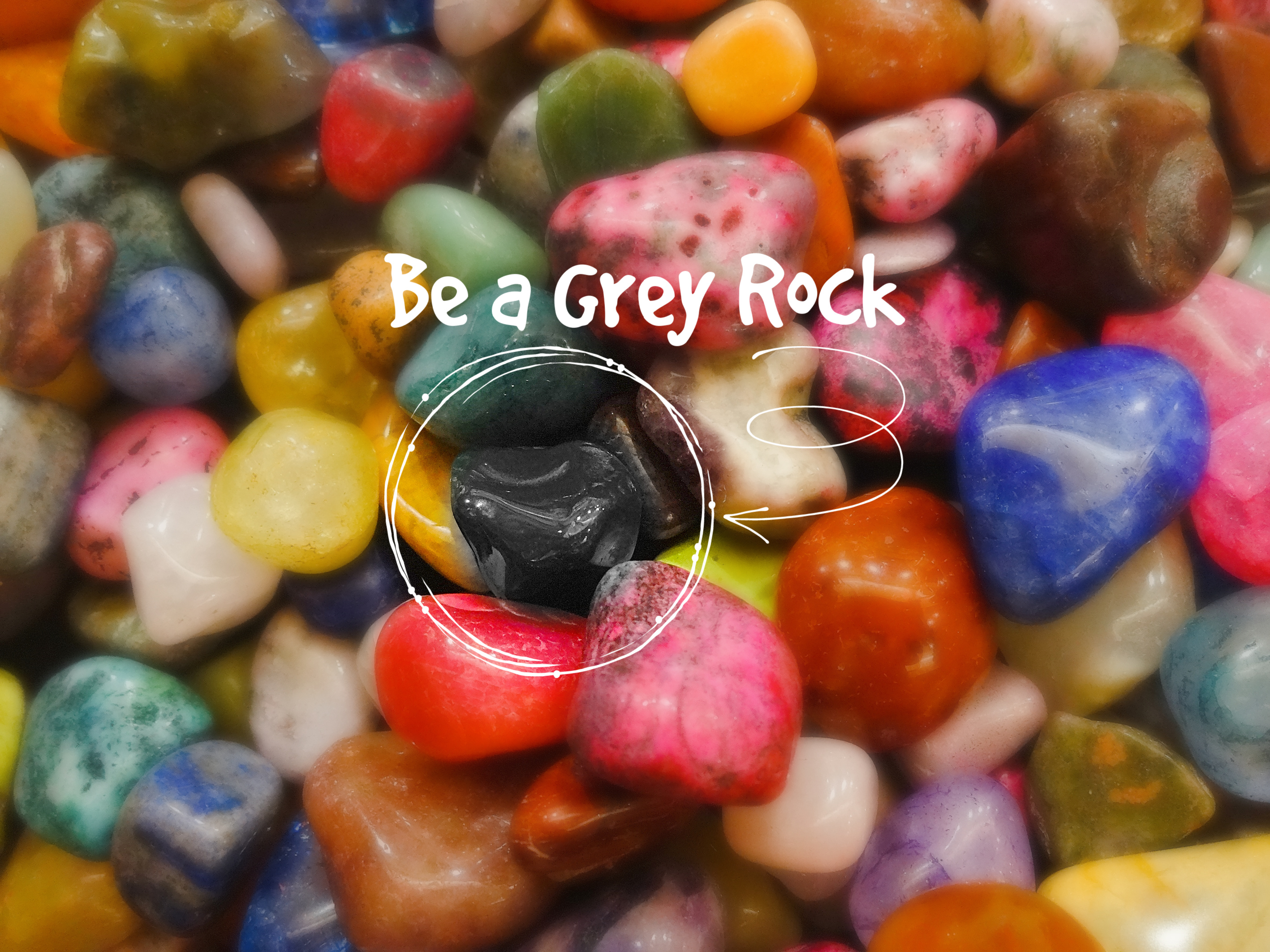 "Let's Learn the ""Duck Duck Grey Rock"" Game!"
