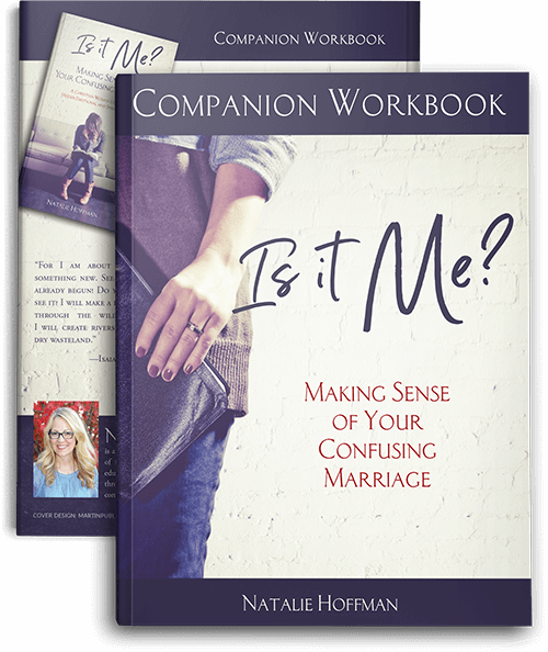 Is It Me? Companion Workbook Now Available!